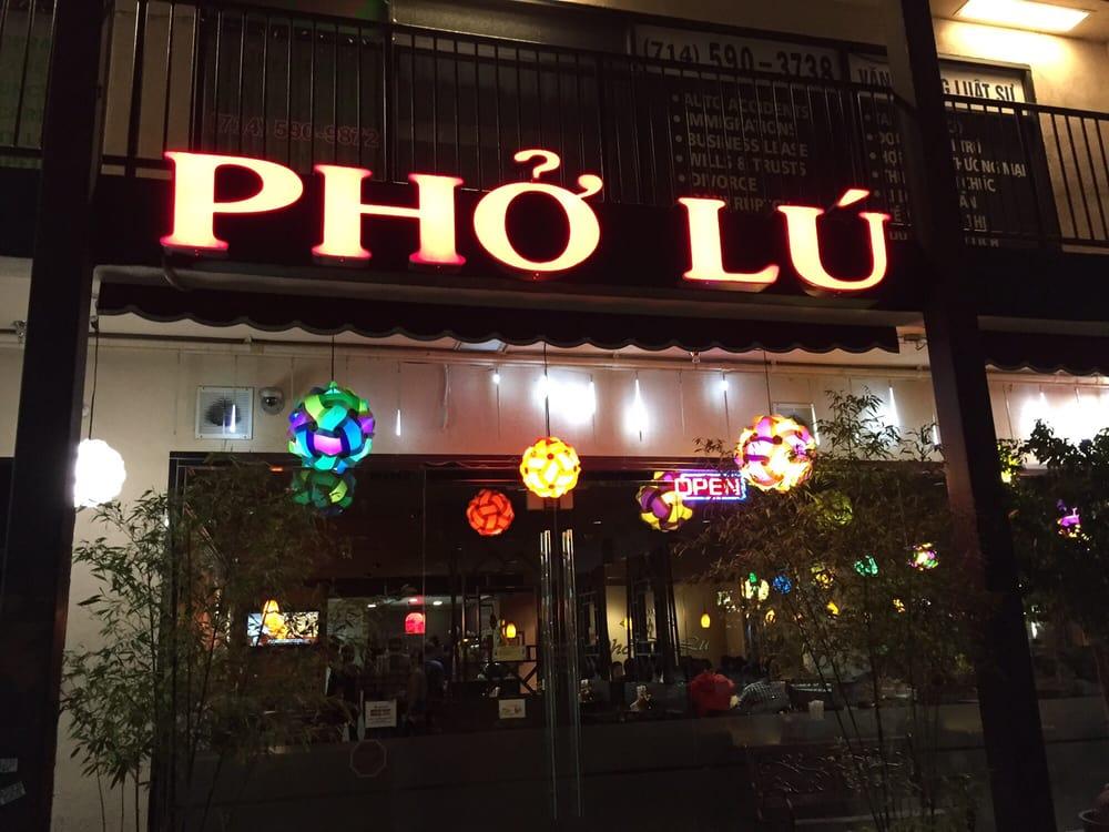 pho lu outside